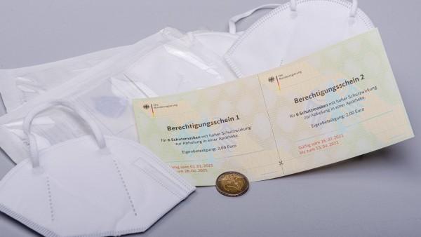 BMG rechtfertigt Preis von 6 Euro je Maske