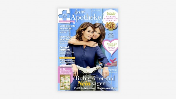 Neue Kundenzeitschrift von Phoenix und Funke jetzt in den Apotheken