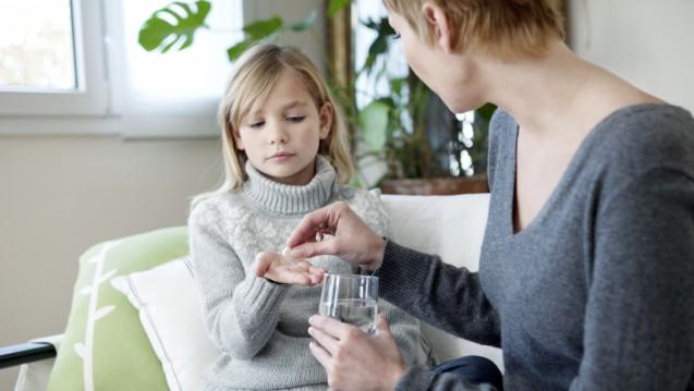 Schon Kinder leiden häufig an Kopfschmerzen. Oft werden diese mit Schmerzmitteln ohne Konsultation eines Arztes behandelt. (Foto:RFBSIP / stock.adobe.com)