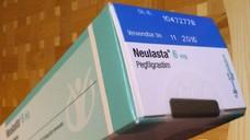 Diese Charge von Neulasta kennt man bei Amgen nicht. (Foto: BfArM)