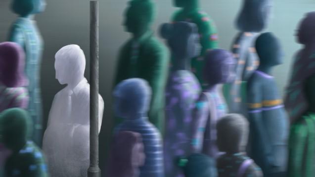 Depressionen sind keine seltene Bagatellerkrankung. Sie nehmen nach Schätzungen der WHO zu. (b/Foto: Jorm S / stock.adobe.com)