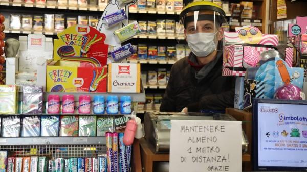 Italien fixiert Maskenpreise bei 50 Cent