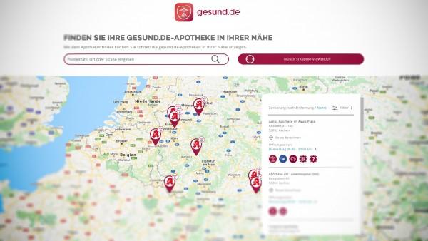Tests und Zertifikate: Gesund.de jetzt mit neuem Service
