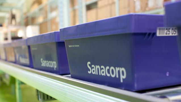 Der Münchener Großhändler Sanacorp erwartet, beim Valsartan-Rückruf draufzuzahlen. (c / Foto: Sanacorp)