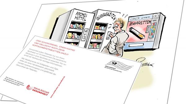 Die ABDA startet in den Bundestags-Wahlkampf