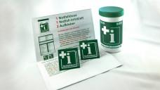 Apotheken, dei bei Noweda bestellen, erhalten die Notfalldose mit der PZN 09596320. ( r / Foto: privat)