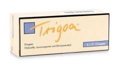 Besteht das Risiko einer ungewollten Schwangerschaft, wenn Trigoa in falscher Reihenfolge eingenommen wird? (c / Foto: Pfizer)