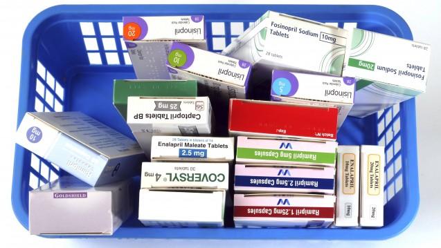 Einer aktullen Studie zufolge verursachen ACE-Hemmer nicht nur Husten, sondern können sogar Lungenkrebs fördern. (Foto: Imago)