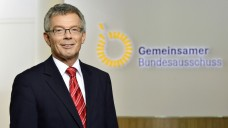 Pro Vertraulichkeit: G-BA-Chef Josef Hecken vermutet, dass einige Pharmaunternehmen auf einen Opt-Out verzichtet hätten, wenn im Gegenzug der Erstattungsbetrag vertraulich geblieben wäre. (Foto: G-BA)