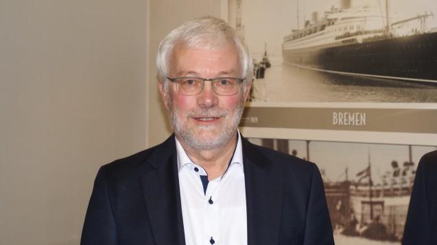Kammerpräsident Klaus Scholz blickte bei der Kammerversammlung auf über ein Jahr Arbeit mit der Pandemie zurück. (Archivfoto: tmb)