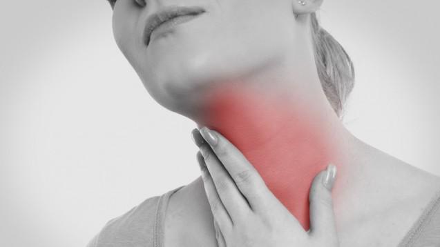 Halsschmerzen: Frubienzym gibt es nicht mehr in der Apotheke, die Zulassung ist erloschen. (Foto: underdogstudios / Fotoolia)