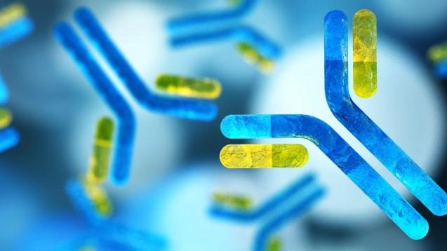 Da BMG hat Antikörper gegen COVID-19 bestellt, konkret handelt es sich um die monoklonalen Antikörper der US-Hersteller Regeneron (Casirivimab/Imdevimab) und Eli Lilly (Bamlanivimab). (s / Foto:ustas / stock.adobe.com)