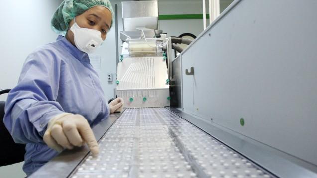 Das Handelsblatt hat eine Liste der 30 weltweit größten Pharmaunternehmen erstellt. (Foto: dpa)