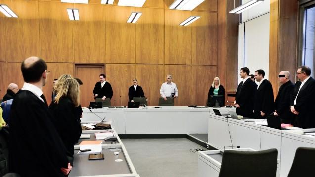 Der Prozess gegen den Bottroper Zyto-Apotheker Peter S. wird in den nächsten Monaten zum Bundesgerichtshof (BGH) gehen. (j/Foto: imago)