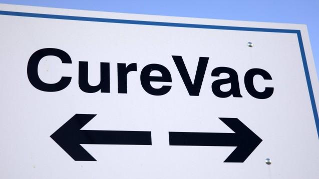 Wie geht es weiter mit dem Corona-Impfstoff von Curevac? (Foto: IMAGO / Future Image)