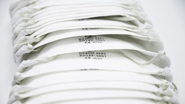 20 FFP2-Masken pro Woche konnte ein Arbeitsuchender vor Gericht für sich durchsetzen. (Foto: Jérôme Bertin / stock.adobe.com)