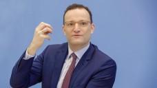 Bundesgesundheitsminister Jens Spahn (CDU) hat mit dem Digitale Versorgung Gesetz sein erstes e-Health Gesetz auf den Weg gebracht. (c / Foto: imago images / Jürgen Heinrich)