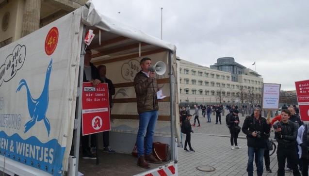 Adexa-Chef Andreas May warnte vor den Gefahren der sinkenden Apothekenzahl.