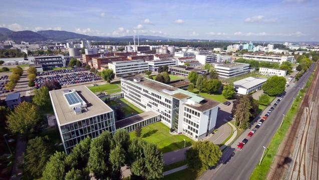Der Roche-Standort in Grenzach wurde durchsucht. (m / Foto: Roche)