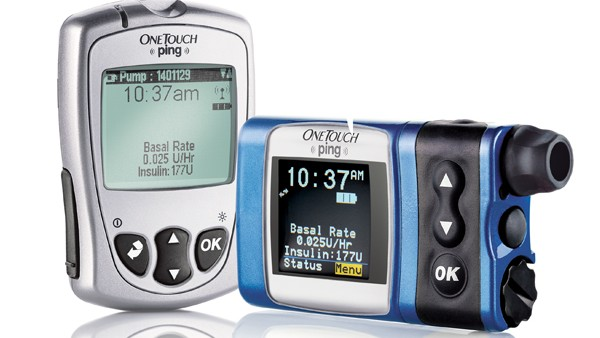 Insulinpumpe One Touch Ping kann gehackt werden