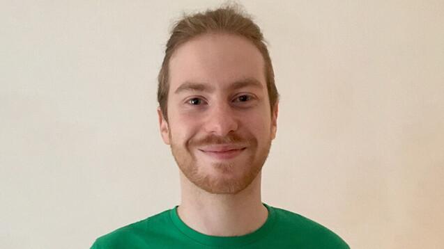 Max Willie Georgi ist BPhD-Beauftragter für PJ und Beruf. (s / Foto: BPhD)