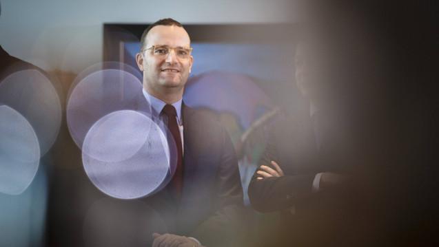 Bundesgesundheitsminister Jens Spahn (CDU) will zusätzliche Sprechstunden ohne Terminvergabe. (Foto: imago)