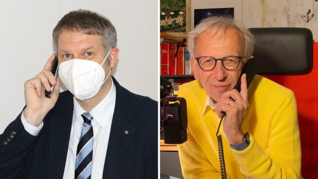 Die Rathaus-Apotheke von Dr. Christian Fehske in Hagen ist eine der Apotheken, die SARS-CoV-2-Antigen-Schnelltests bei symptomlosen Personen anwenden dürfen. (Fotos: privat)