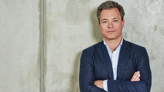 Vorstandsvorsitzender der Phoenix Group, Sven Seidel, zeigt sich mit der Entwicklung des Unternehmens sehr zufrieden. (Foto: Otto Group)
