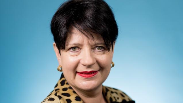 Verhärtete Fronten: Die FDP-Politikerin Christine Aschenberg-Dugnus berichtet aus den Jamaika-Sondierungen und wie der Apothekenmarkt aus ihrer Sicht nun reformiert werden sollte. (dpa)