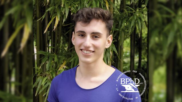 Ilias Essaida studiert Pharmazie in Berlin und war bis Ende 2020 Beauftragter für Gesundheitspoilitik des Bundesverbandes der Pharmaziestudierenden in Deutschland. (c / Foto: BPhD)