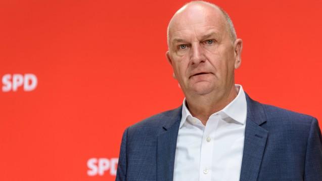 Brandenburgs SPD-MInisterpräsident Dietmar Woidke peilt eine Kenia-Koalition mit der CDU und den Grünen an. (Foto: Imago images / snapshot)