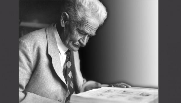 Firmengründer Adolf Just lebte naturverbunden. Er gründete den Jungborn, eine der ersten und größten Naturheilanstalten für naturgemäße Heil- und Lebensweisen in Deutschland.