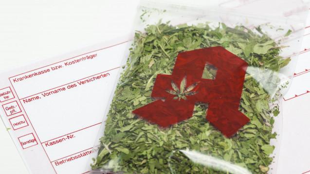 Medizinalhanf auf Kassenrezept feiert Jahrestag - noch stehen Apotheken und Patienten bei der Cannabis-Therapie vor Herausforderungen. (Bild: Imago)