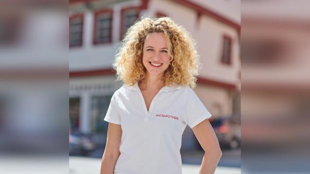 Beatrice Guttenberger und ihre Mitstreiter schaffen jetzt eine Plattform, die dem Austausch und der politischen Meinungsbildung unter den Apothekern dienen soll. (Foto: Rats-Apotheke)