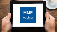 MMP-Webinar mit Tablet: AndreyPopov, IStock