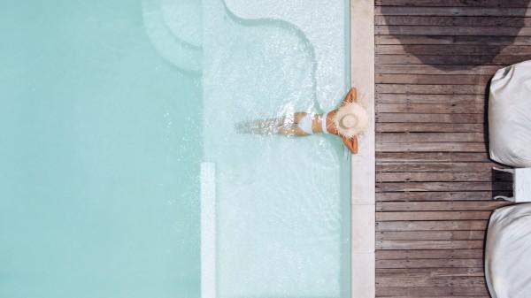 Eine Pilzinfektion aus dem Hotel-Pool?
