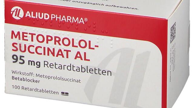 Woran liegt es, dass Metoprololsuccinat AL 95 mg Retardtabletten neuerdings teilweise komisch riechen? (Foto: Aliud)