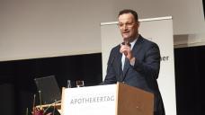 Jens Spahn sprach beim  westfälisch-lippischen Apothekertag in Münster. (Foto:AKWL)