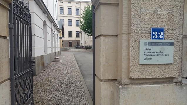 In den Räumlichkeiten des bisherigen Dekanats soll das ZAMS noch in diesem Jahr einziehen. (Foto: jz/DAZ)
