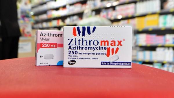 Azithromycin: Erhöhtes Sterberisiko in den ersten fünf Behandlungstagen