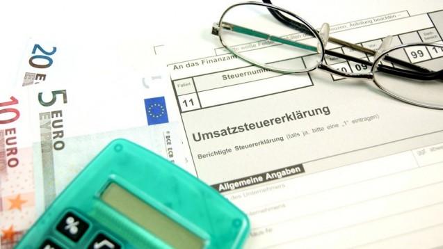Umsatzsteuer: für Sondennnahrung gilt der volle Satz. (Foto: PhotographyByMK/Fotolia)