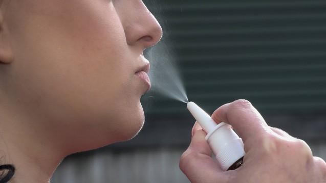 In den USA ist erstmals ein Nasenspray mit Esketamin gegen therapieresistente Depressionen zugelassen. (Foto: imago)