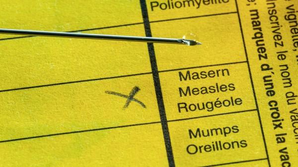 Spahn: Masern-Impfpflicht ab 2020, SPD signalisiert Zustimmung