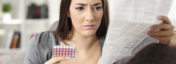Frau muss sich nicht vor Antibiotika fürchten