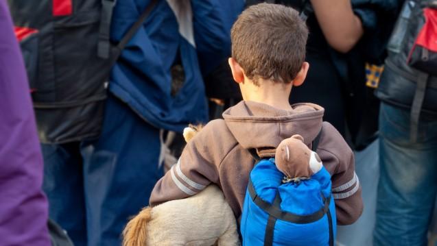 Flüchtlinge bringen keine gefährlichen Erkrankungen mit. (Foto: Lydia Geissler/Fotolia)
