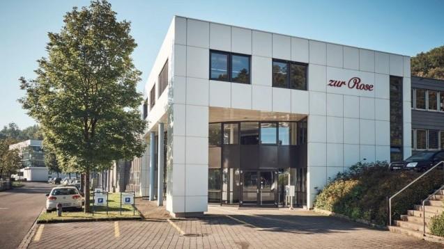 """Die Zur-Rose-Großaktionärin """"KWE Beteiligungen"""" hat sich von ihrem Aktienpaket am Schweizer Unternehmen getrennt. (m / Foto: Zur Rose)"""