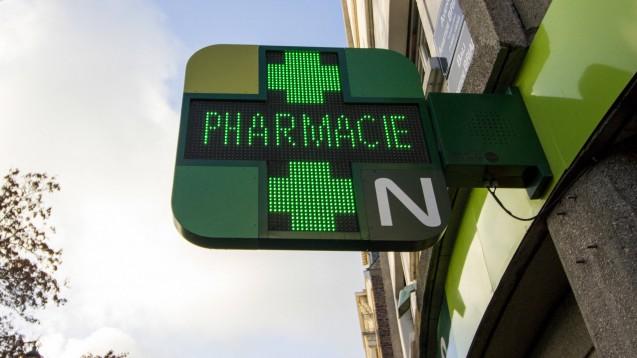 In Frankreichs Apotheken ist die Nachfrage nach Atemmasken wegen des Coronavirus zuletzt heftig angestiegen. (Foto: imago images / Lucas)