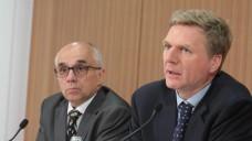 Rainer Bienfait und Michael Schäfer in Aktion gegen den Schmerz. (Foto: Sket)