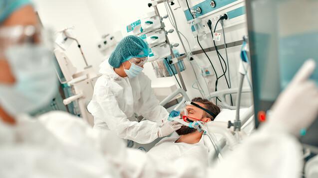 Die EMA prüft ein weiteres Arzneimittel bei schwerem COVID-19: Tocilizumab in Roactemra. (b/Foto:Valerii / AdobeStock)