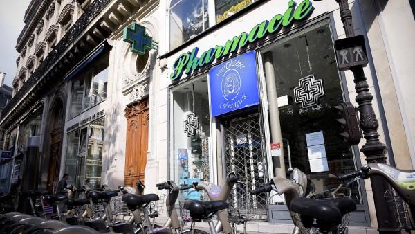 Frankreich: Landesweite Grippeimpfungen in Apotheken